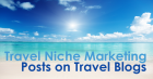 Guest posts on 30 travel blogs