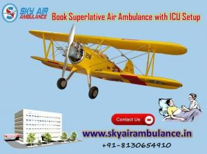 Book Air Ambulance Service in Kozhikode with Ultimate Medical Solution