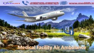 Find Quality-Based Air Ambulance in Chennai at Low Fare by Medilift