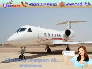 Take Risk-Free Patient Transfer Air Ambulance in Bangalore