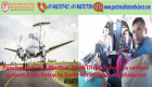 Get an Emergency Air and Train Ambulance Service in Patna – Panchmukhi