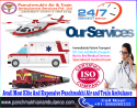 Panchmukhi Air Ambulance Service in Delhi – 24 Hrs Medical Transfer Services