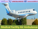 The Fastest Commercial Air Ambulance in Patna – Medilift Air Ambulance