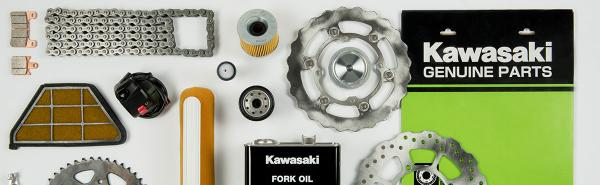A Comprehensive Collection of Kawasaki Motorcycle Parts and Accessories