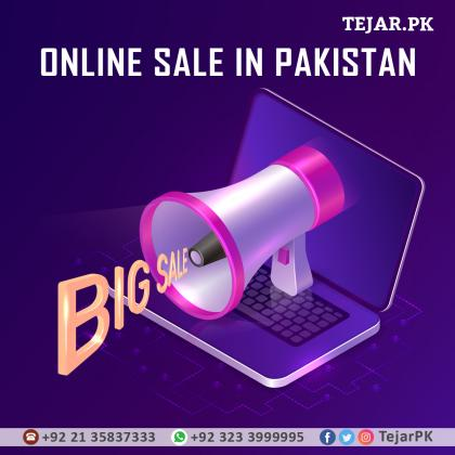 Online Sale in Pakistan