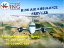 Book Hassle-Free Air Ambulance Services in Dibrugarh by King