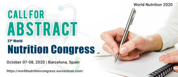 27th World Nutrition Congress