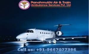 Avail Panchmukhi ICU Emergency Air Ambulance in Chennai with Doctor