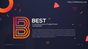 Best Free Business Powerpoint Templates