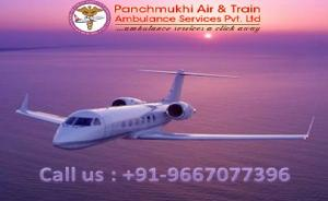 Book Panchmukhi Hi-Tech Air Ambulance in Silchar with Doctor