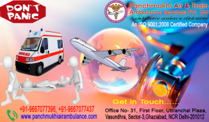 Get Comfort and Safe Patient Relocation Air Ambulance in Dimapur