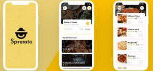 Spressio – On Demand Food Delivery Mobile App Development Service Provider Company In | X-Byte Ent