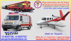 Get the Complete Life-Support Air Ambulance in Mumbai at Low Fare