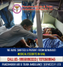 Hire Train Ambulance from Patna to Delhi at Genuine Cost