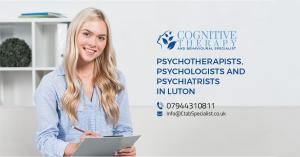 Cognitive Therapy & Behavioural Specialist