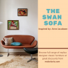 Buy Arne Jacobsen Swan Chair at Mobelaris