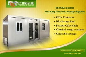 Portable Office Cabin | Modular Offices | Office Containers