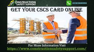 Apply For CSCS Card Online | CITB Test