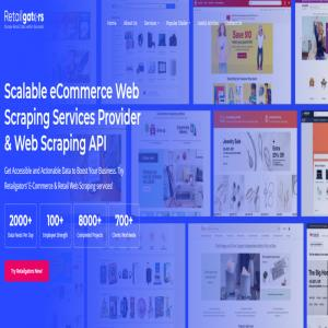 eCommerce Scraping Services