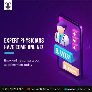 Expert physicians have come online!