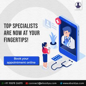 Top specialists are now at your fingertips!