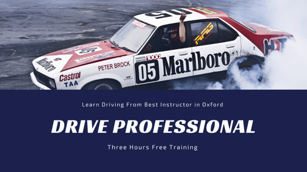 Driving Lessons Oxford at Drive Professional