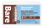 Raw food - Bare Ooddles - Game BARE with Superfoods & Veggies (RAW)