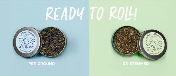 100% Natural Herbal Smoking Blends   Herbal Rolling Filler