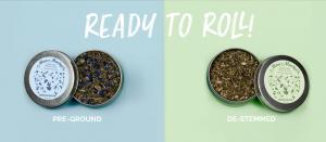 100% Natural Herbal Smoking Blends | Herbal Rolling Filler