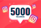 Benefits of Buying 5000 Instagram Followers