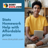 Statistics Homework Help & Class with Affordable price