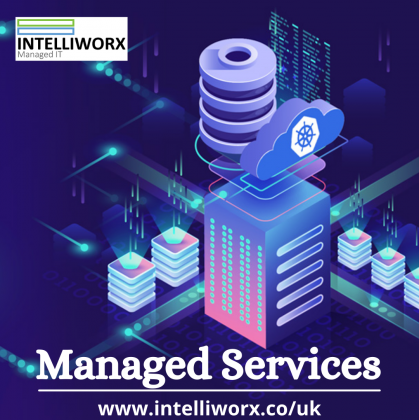 Best IT managed services provider in London | INTELLIWORX