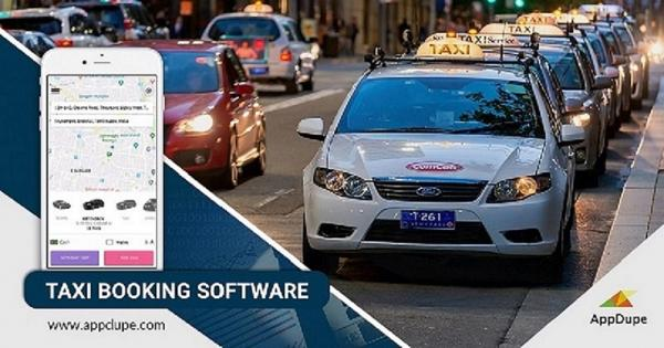 Launch your taxi booking Software now with Appdupes assistance