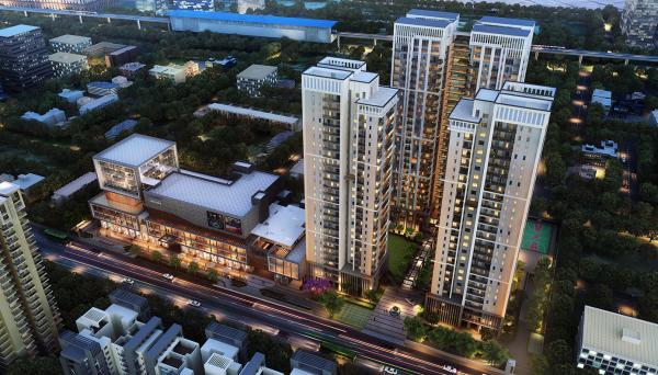 luxury residential projects in gurgaon