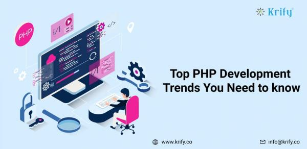 Top PHP Development Trends You Need to Know
