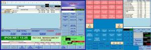 Point Of Sale software for super store and fast food setup with inventory control system