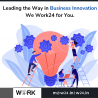 outsourcing company in India with a dedicated team | Work24